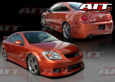 Cobalt 4Dr - Body Kits - AIT Racing - Chevrolet Cobalt AIT Racing Zen Style Body Kit - CC05HIZENCK