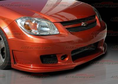 Cobalt 2Dr - Front Bumper - AIT Racing - Chevrolet Cobalt 2DR AIT Racing Zen Style Front Bumper - CC05HIZENFB