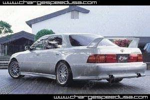 LS400 - Rear Bumper - Chargespeed - Lexus LS Chargespeed Rear Bumper - CS889RB