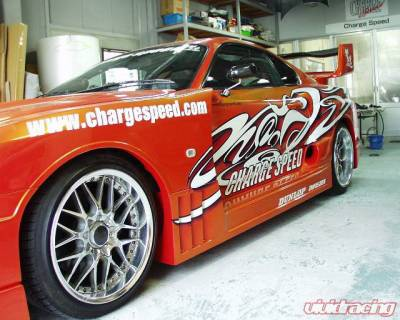 Chargespeed - Toyota Supra Chargespeed Full Body Kit - CS890FKW - Image 2