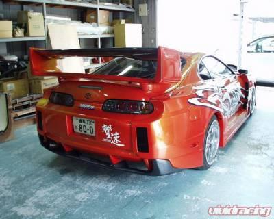 Chargespeed - Toyota Supra Chargespeed Full Body Kit - CS890FKW - Image 3