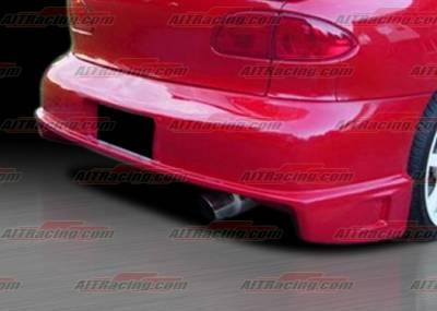 Cavalier 4Dr - Rear Bumper - AIT Racing - Chevrolet Cavalier AIT Racing Drift Style Rear Bumper - CC95HIDFSRB