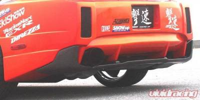 Supra - Rear Add On - Chargespeed - Toyota Supra Chargespeed Rear Diffuser - CS890RDC