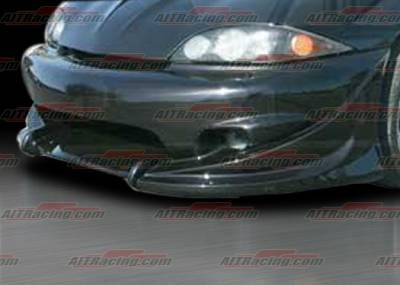 Cavalier 4Dr - Front Bumper - AIT Racing - Chevrolet Cavalier AIT Racing VS-2 Style Front Bumper - CC95HIVS2FB