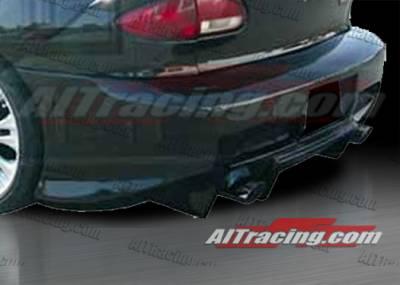 Cavalier 4Dr - Rear Bumper - AIT Racing - Chevrolet Cavalier AIT Racing VS-2 Style Rear Bumper - CC95HIVS2RB