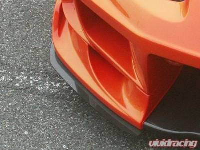 Supra - Front Bumper - Chargespeed - Toyota Supra Chargespeed Under Plate for WB Front Bumper - CS890UCW