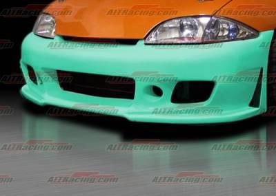 Cavalier 4Dr - Front Bumper - AIT Racing - Chevrolet Cavalier AIT Racing Zen Style Front Bumper - CC95HIZENFB