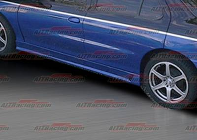 Cavalier 2Dr - Side Skirts - AIT Racing - Chevrolet Cavalier AIT Racing Zen Style Side Skirts - CC95HIZENSS4