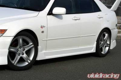 IS - Side Skirts - Chargespeed - Lexus IS Chargespeed Type-1 Side Skirt - Pair - CS899SS1