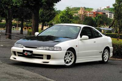 Chargespeed - Acura Integra Chargespeed Front Lip - CS909FL