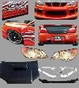 Impreza - Body Kits - Chargespeed - Subaru Impreza Chargespeed Wide Body Conversion to 2006-2007 Front End - CS975FELKDW