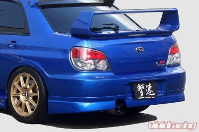 Impreza - Rear Add On - Chargespeed - Subaru Impreza Chargespeed Peanut New Eye Rear Skirt - CS975RS