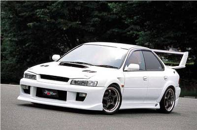 Impreza - Front Bumper - Chargespeed - Subaru Impreza Chargespeed Front Bumper - CS976FB