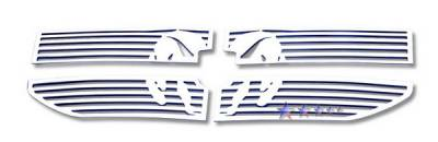 Grilles - Custom Fit Grilles - APS - Dodge Caliber APS Symbolic Grille - D26472B