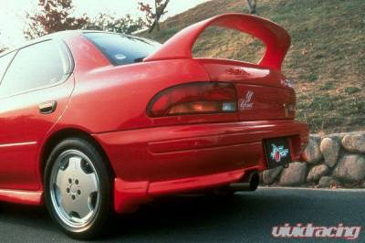 Spoilers - Custom Wing - Chargespeed - Subaru Impreza Chargespeed Super Style Wing - CS976RW1