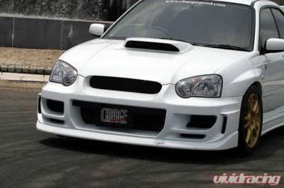 Impreza - Front Bumper - Chargespeed - Subaru Impreza Chargespeed Peanut Eye Type-1 Front Bumper - CS977FB1