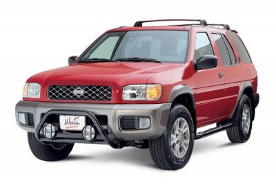 Grilles - Grille Guard - Westin - Nissan Pathfinder Westin Safari Light Bar Mount Kit - 30-1115