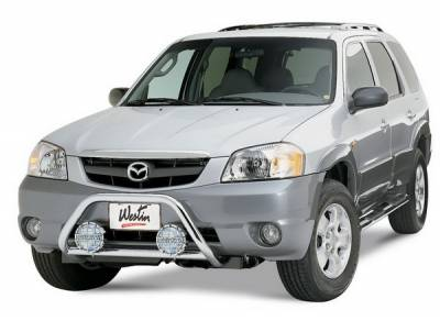 Grilles - Grille Guard - Westin - Mazda Tribute Westin Safari Light Bar Mount Kit - 30-1155