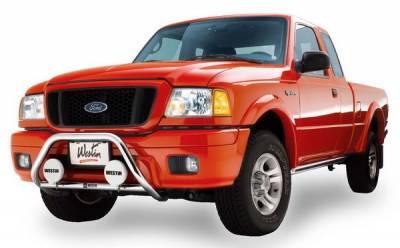 Grilles - Grille Guard - Westin - Ford Ranger Westin Safari Light Bar Mount Kit - 30-1165