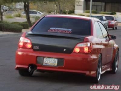 Impreza - Front Bumper - Chargespeed - Subaru Impreza Chargespeed Peanut Eye Type-1 Full Bumper Kit - CS977FK1