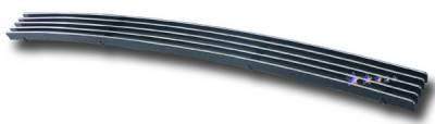 Grilles - Custom Fit Grilles - APS - Dodge Ram APS Billet Grille - Bumper - Aluminum - D65733A
