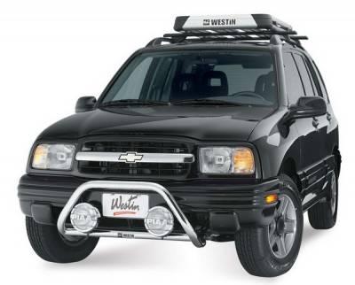 Grilles - Grille Guard - Westin - Chevrolet Tracker Westin Safari Light Bar Mount Kit - 30-1275