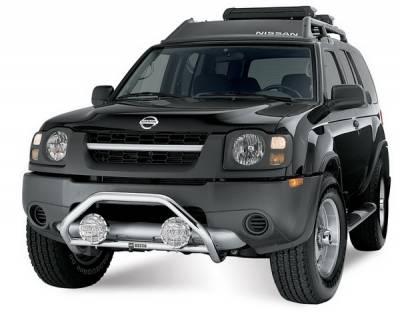 Grilles - Grille Guard - Westin - Nissan Frontier Westin Safari Light Bar Mount Kit - 30-1285