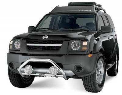 Grilles - Grille Guard - Westin - Nissan Xterra Westin Safari Light Bar Mount Kit - 30-1285