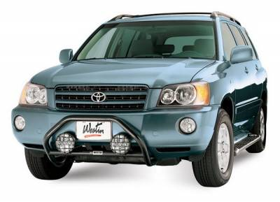 Grilles - Grille Guard - Westin - Toyota Highlander Westin Safari Light Bar Mount Kit - 30-1335