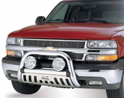 Grilles - Grille Guard - Westin - GMC C1500 Pickup Westin Ultimate Bull Bar - 32-0080