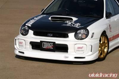 Impreza - Body Kits - Chargespeed - Subaru Impreza Chargespeed Round Eye Former Type-1 Full Lip Kit - CS978FLK