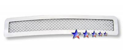 Grilles - Custom Fit Grilles - APS - Dodge Magnum APS Wire Mesh Grille - Bumper - Stainless Steel - D75316S