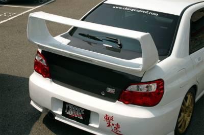 Impreza - Trunk Hatch - Chargespeed - Subaru Impreza Chargespeed Trunk - CS978TRC
