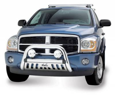 Grilles - Grille Guard - Westin - Dodge Durango Westin Ultimate Bull Bar - 32-1540
