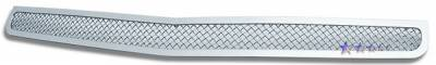Grilles - Custom Fit Grilles - APS - Dodge Charger APS Wire Mesh Grille - Bumper - Stainless Steel - D76439T
