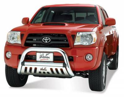 Grilles - Grille Guard - Westin - Toyota Tacoma Westin Ultimate Bull Bar - 32-1600