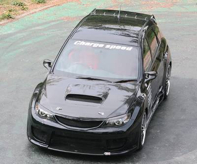 Impreza - Hoods - Chargespeed - Subaru Impreza Chargespeed OEM Hood - CS979HC