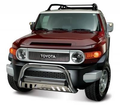Grilles - Grille Guard - Westin - Toyota FJ Cruiser Westin Ultimate Bull Bar - 32-2210