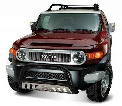 Grilles - Grille Guard - Westin - Toyota FJ Cruiser Westin Ultimate Bull Bar - 32-2215