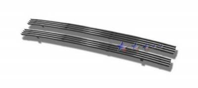 Grilles - Custom Fit Grilles - APS - Dodge Magnum APS Billet Grille - Bumper - Aluminum - D85036A