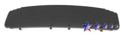 Grilles - Custom Fit Grilles - APS - Dodge Ram APS Grille - D85318H