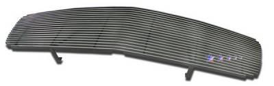 Grilles - Custom Fit Grilles - APS - Dodge Charger APS Billet Grille - 1PC - Upper - Aluminum - D85320A