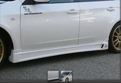 Impreza - Side Skirts - Chargespeed - Subaru Impreza Chargespeed Type-1 Side Skirts - CS979SSN