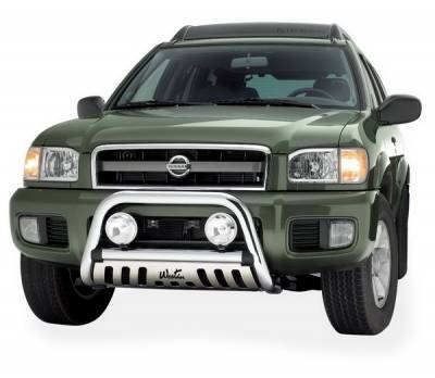 Grilles - Grille Guard - Westin - Nissan Pathfinder Westin Ultimate Bull Bar - 33-0820