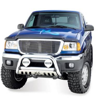 Grilles - Grille Guard - Westin - Ford Ranger Westin Ultimate Bull Bar - 33-0880