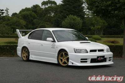 Legacy - Body Kits - Chargespeed - Subaru Legacy Chargespeed Full Body Kit - 4PC - CS982FK