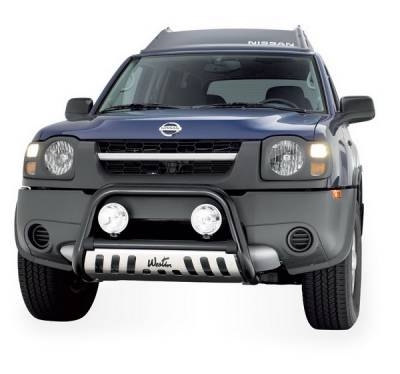 Grilles - Grille Guard - Westin - Nissan Frontier Westin Ultimate Bull Bar - 33-1005