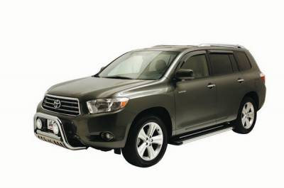 Grilles - Grille Guard - Westin - Toyota Highlander Westin Ultimate Bull Bar - 33-1020