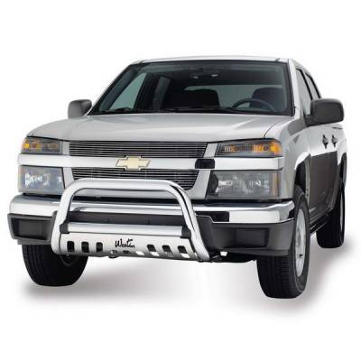 Grilles - Grille Guard - Westin - GMC Canyon Westin Ultimate Bull Bar - 33-1510