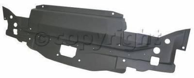 Factory OEM Auto Parts - Original OEM Bumpers - Custom - FRONT AIR DEFLECTOR